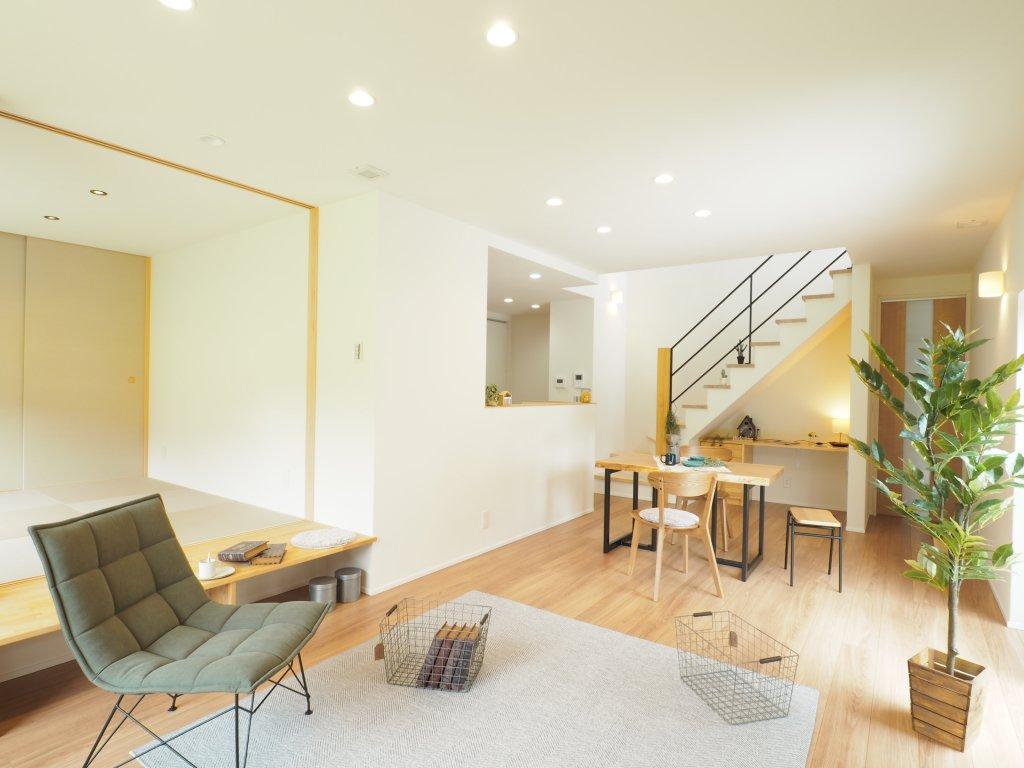 【最新モデルハウス】平屋以上、2階未満のおうち完成見学会